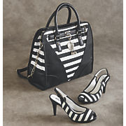 Clarie Bag and Slingback Pump