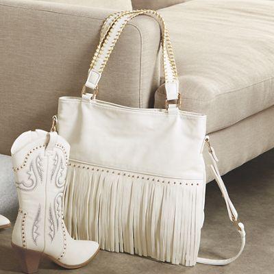 Giselle Fringe Bag