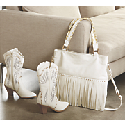 Giselle Boot and Bag