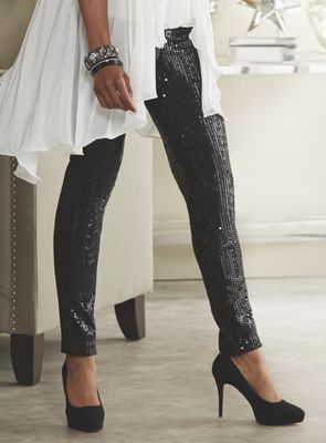 Sally Sequin Legging