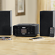 cd micro audio system with bluetooth