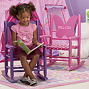 personalized butterfly rocker 11