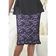 curacao lace skirt 131