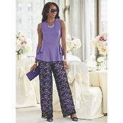 Curacao Lace Top and Pant