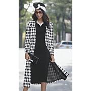 Eletta Hat and Justeen Jacket Dress