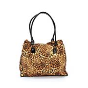 Cheetah Print Tote