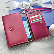 Glitter Cell Phone Wallet