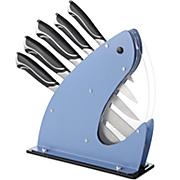 Shark Holder & Knife Set