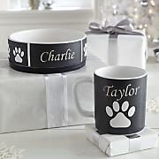 personalized pet bowl   coffee mug