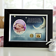 Now I Lay Me Down To Sleep Personalized Photo Frame