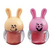 tilly rabbit lipgloss duo