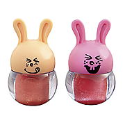 tilly rabbit lipgloss duo