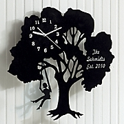 personalized tree clock