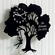 personalized tree clock