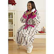 personalized luxury robe