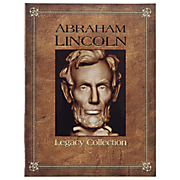 Abraham Lincoln Legacy Coin Collection