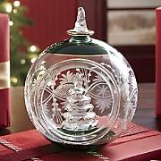 Gazing Globe Ornament