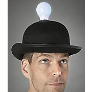 Bright Idea Lightbulb Bowler