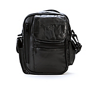 supple leather carryall 119