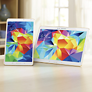 8 4 or 10 5 Octa Core Galaxy S Tablets with Android by Samsung
