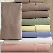 comfort creek  luxury microfiber sheet set by montgomery ward