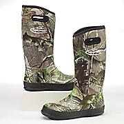 realtree swamp boot