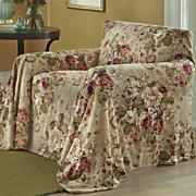 carrington rose furniture throw