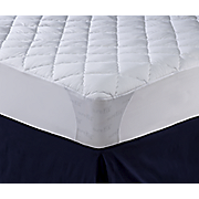 ventilated memory foam mattress pad by surefit