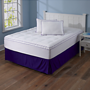 fiberbed with pillows by kathy ireland home