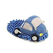 kid s fuzzy friend slippers