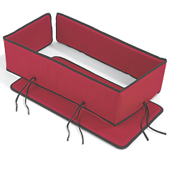 pads for convertible sleigh wagon