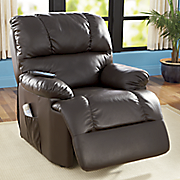 oversized massage recliner
