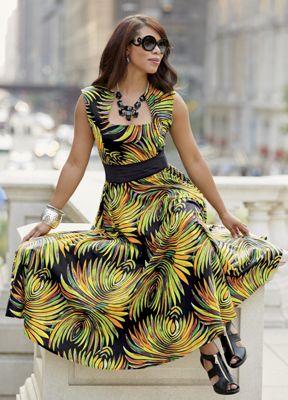 Chenzira Dress