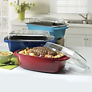 6.2-Qt. Edmond Roaster with Lid by Crock-Pot