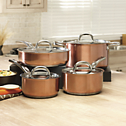 8 pc  brookfield cookware set by oster