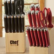 Chef Tested ® 15-Piece Cutlery Set by Montgomery Ward ®
