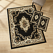 3 pc  angeline rug set