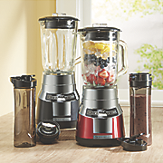 4 speed digital blender with personal to go cup by black   decker