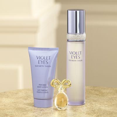 Violet Eyes 2-Piece Set Plus White Diamonds Mini by Elizabeth Taylor