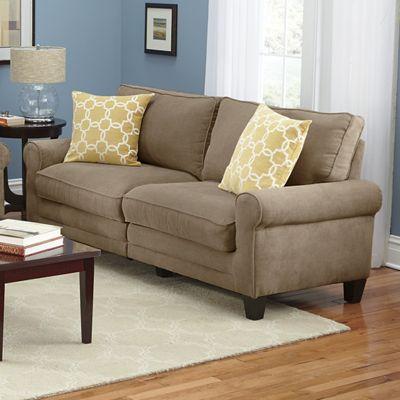 Extraordinary Seating Sofa by Serta