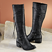 Biker Chic Boot by Monroe and Main