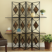 diamond shelf screen