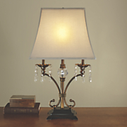 Crystal Jewel Lamp
