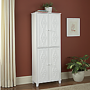 rose scroll cabinet