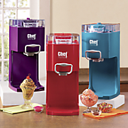 chef tested 1 qt  ice cream maker by montgomery ward