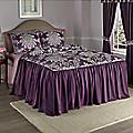 Elegance Corded Jacquard Bedspread