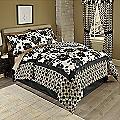 Glam Floral Comforter Set