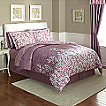 Abstract Leaf Turnstyle Complete Bed Set