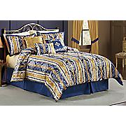 sonata jacquard 21 pc  bed set