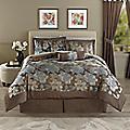 Elisa Jacquard 7-Piece Bed Set